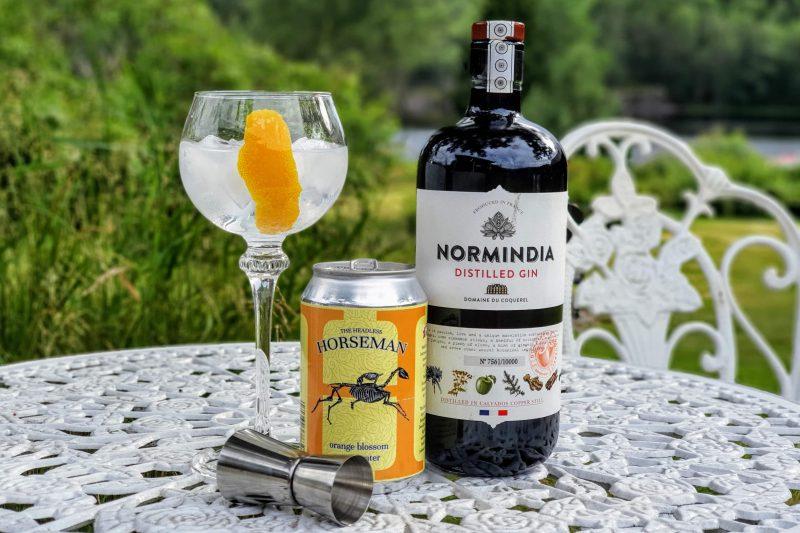 Gin og Tonic med Normindia Gin