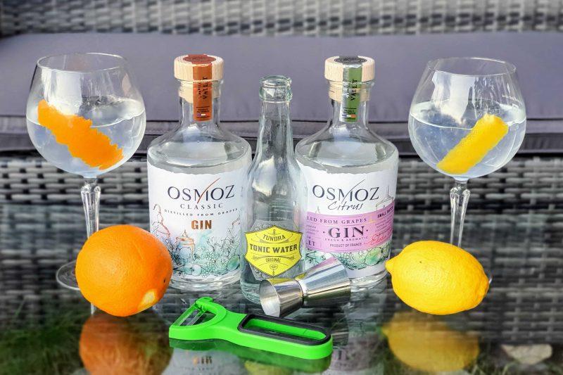 Osmoz gin og tonic