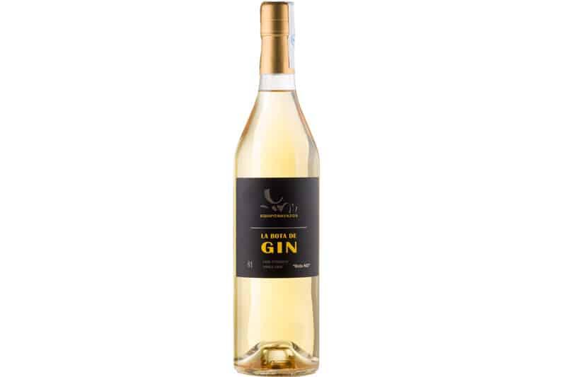 Equipo Navazos La Bota 81 Gin-fatlagret nyhet vinmonopolet september-2020
