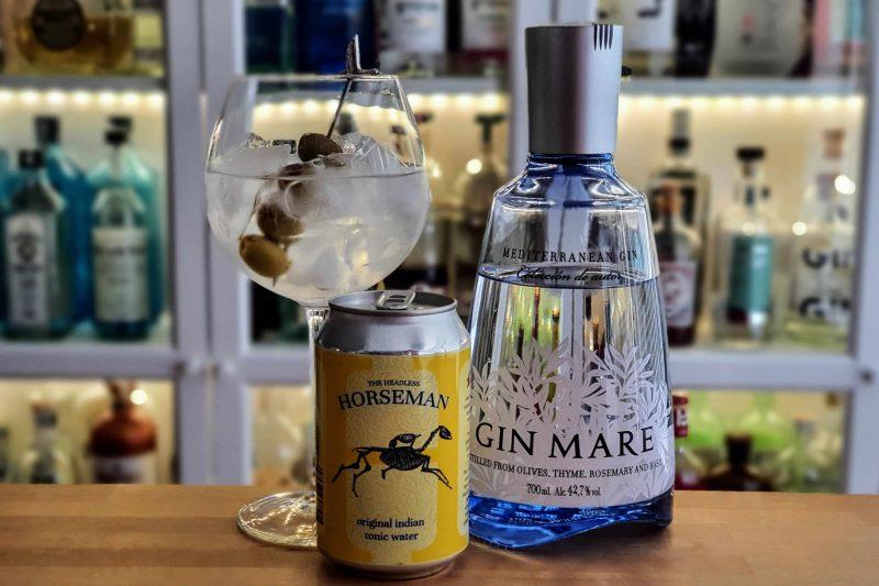 GT med Gin Mare