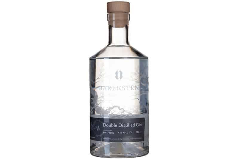 Bareksten Double Gin