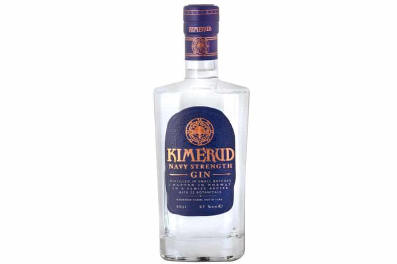Hva passer til Kimerud Navy Strength Gin
