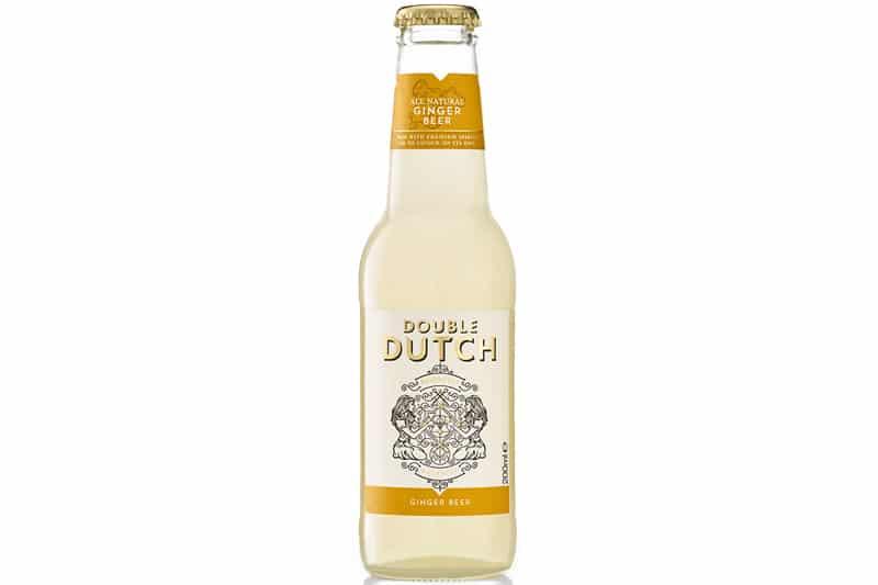 Hvilke gin passer til Double Dutch Ginger Beer
