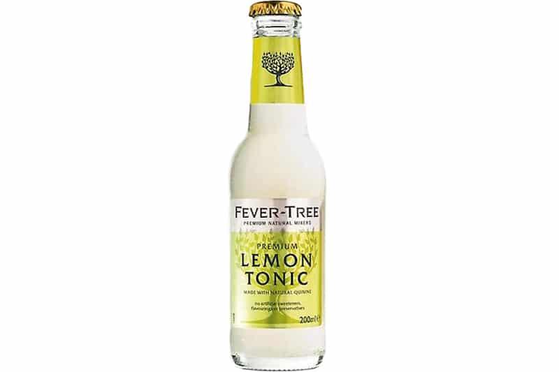 Hvilken Gin passer til Fever-Tree Lemon Tonic Water