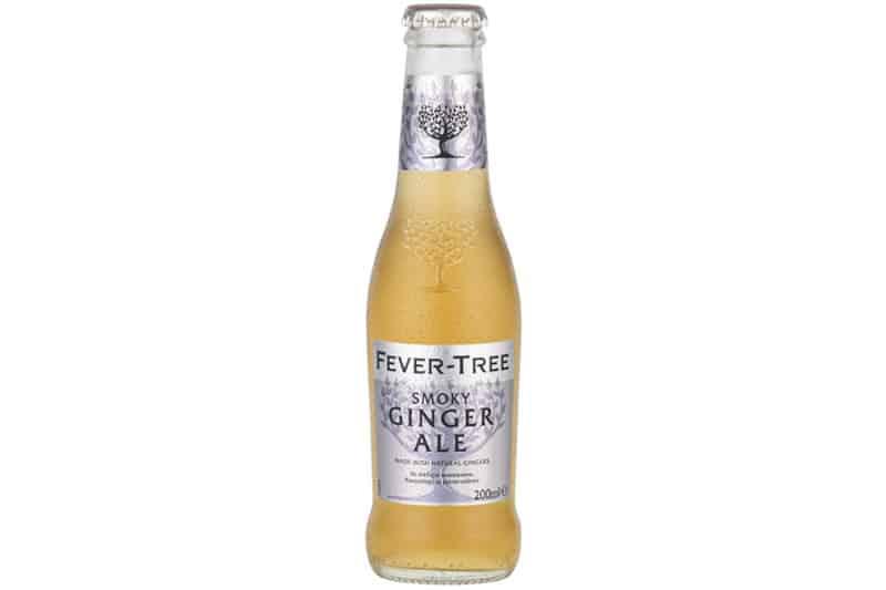 Hvilken gin passer til Fever Tree Smoky Ginger Ale