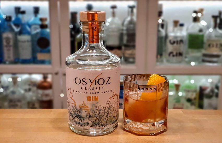 Negroni med Osmoz Classic Gin