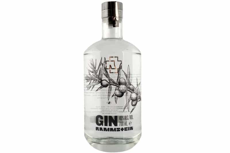Rammstein Gin nyheter på vinmonopolet september 2020