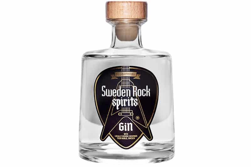 Sweden Rock Spirits Gin-nyheter på vinmonopolet september 2020