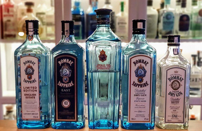 Bombay Gin forskjeller