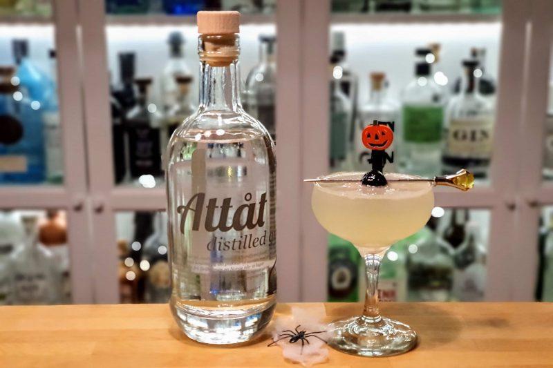 Corpse Reviver #2 med Attåt Distilled Gin