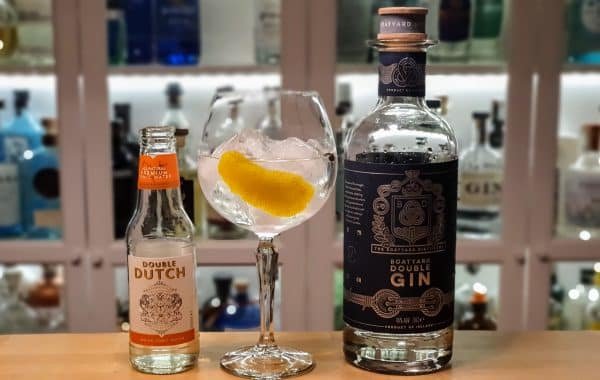 GT med Boatyard Double Gin