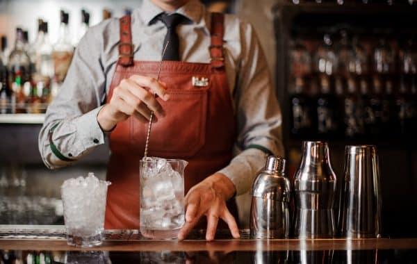 gin-drinker uten tonic