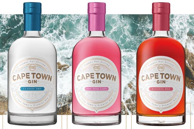 Cape Town South-African Gin Nye gin på Vinmonopolet november 2020