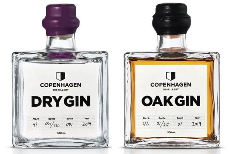 Cophenhagen Destillery sine to nye gin på Vinmonopolet - November 2020