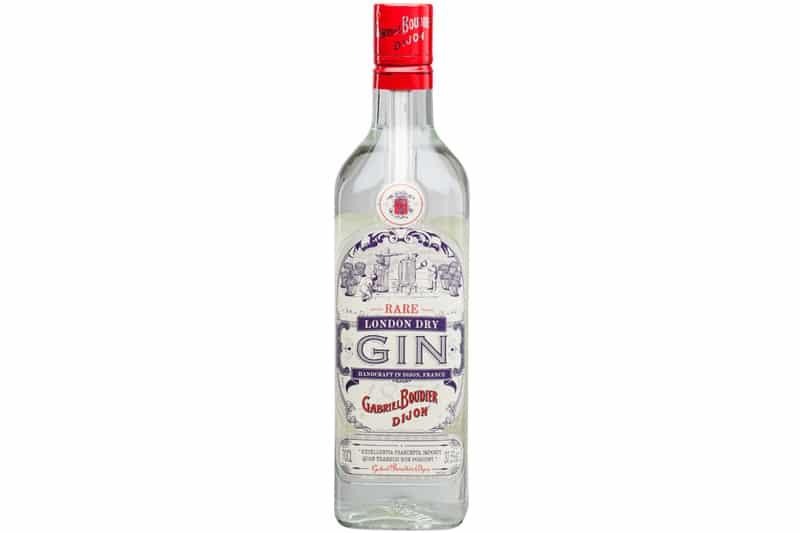 Gabriel Boudier Rare London Dry Gin ennå en Ny gin på Vinmonopolet - November 2020