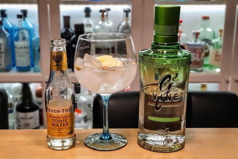 Gin Tonic med G'vine Gin