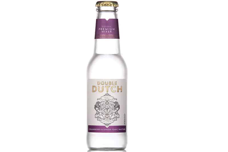 Hvilken gin passer til Double Dutch Cranberry & Ginger Tonic Water
