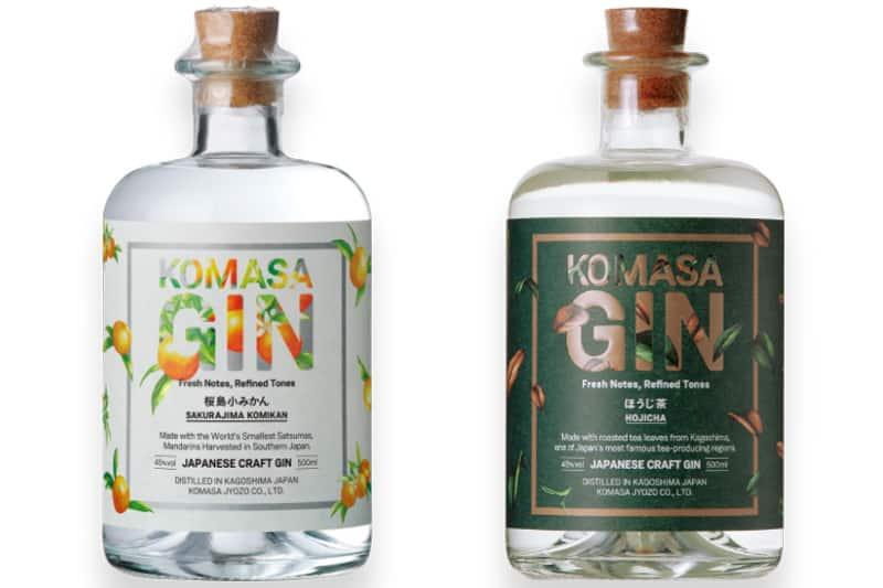 Komasa Gin - Nye gin på Vinmonopolet 6.november 2020