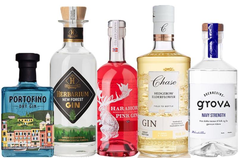 Nye gin på Vinmonopolet – November 2020