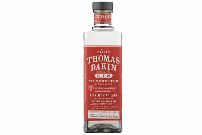 Passer til Thomas Dakin Gin