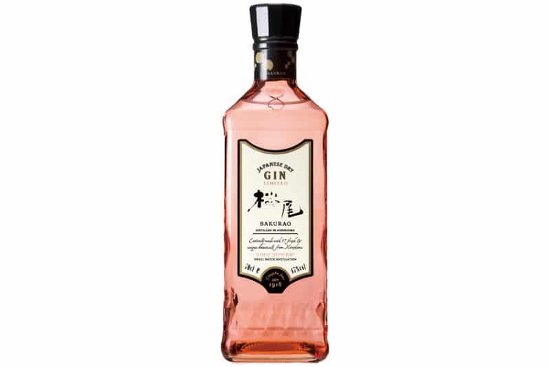 Sakurao Gin Limited nyheter på Vinmonopolet 6. november 2020