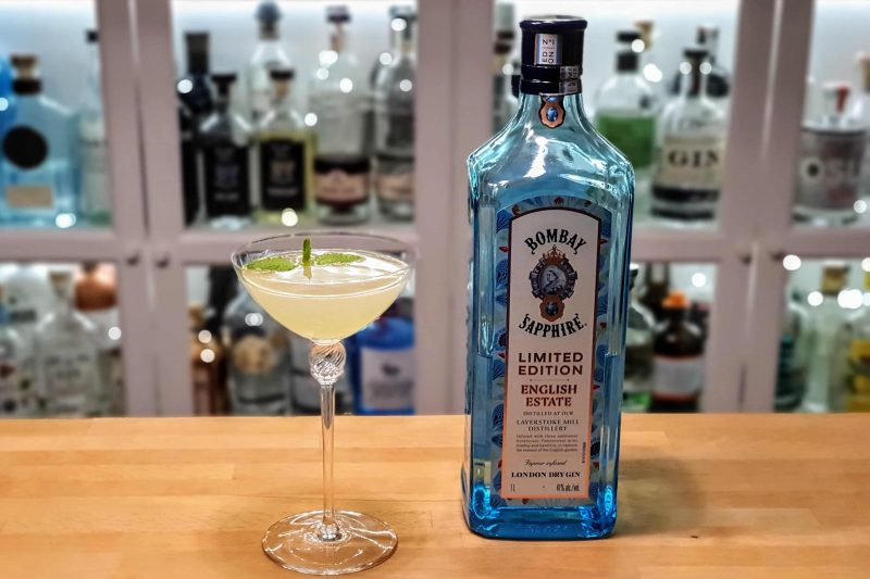 Southside med Bombay Sapphire Limited Edition English Estate Gin
