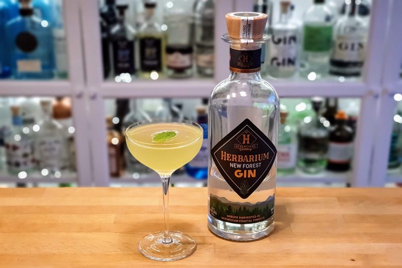 Southside med Herbarium New Forest Gin