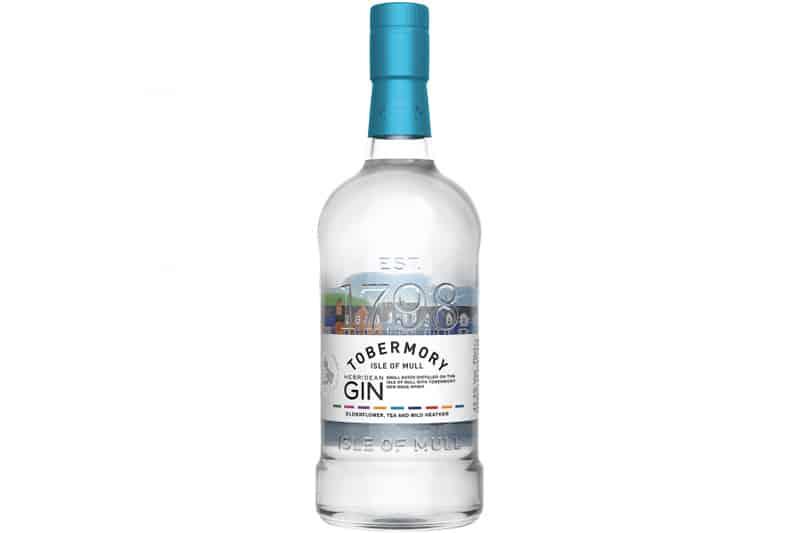 Tobermory Gin nye gin på Vinmonopolet november 2020