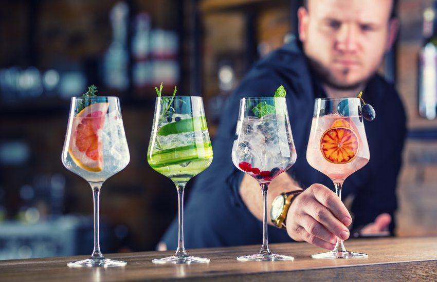 oppskrifter med Vinmonopolets nye gin