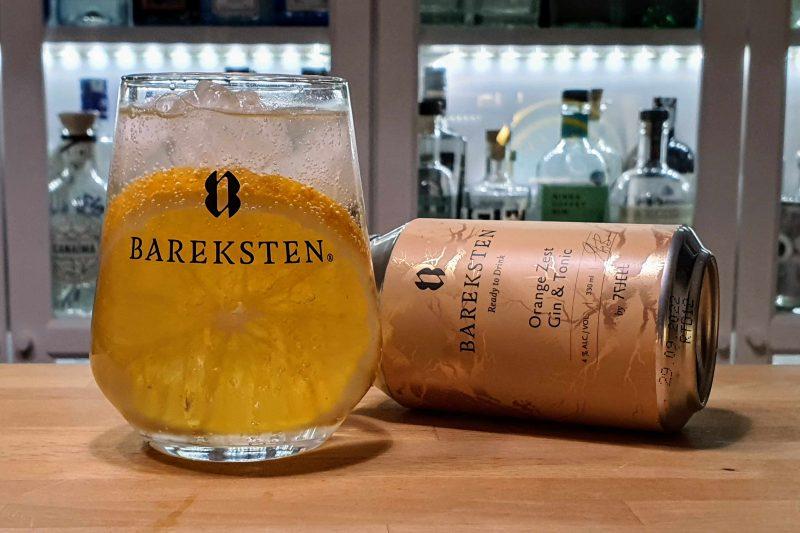 Bareksten Ready to Drink GT
