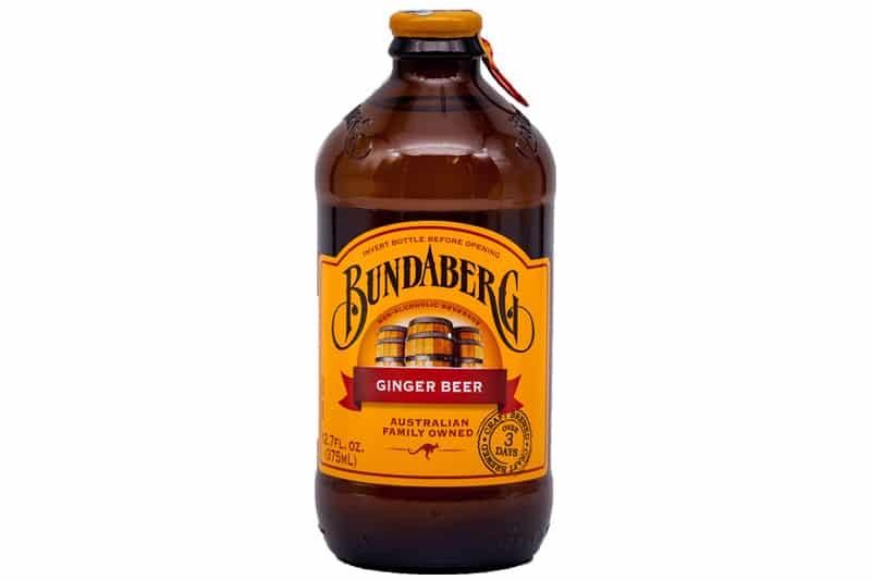 Bundaberg Ginger Beer test ingefærøl