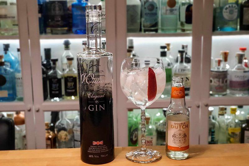 Gin og Tonic Williams Elegant 48