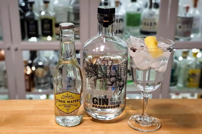 Gin og tonic med Rammstein Gin