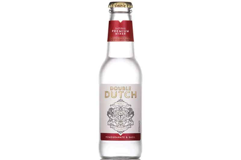 Hvilken gin passer til Double Dutch Pomegranate & Basil Mixer
