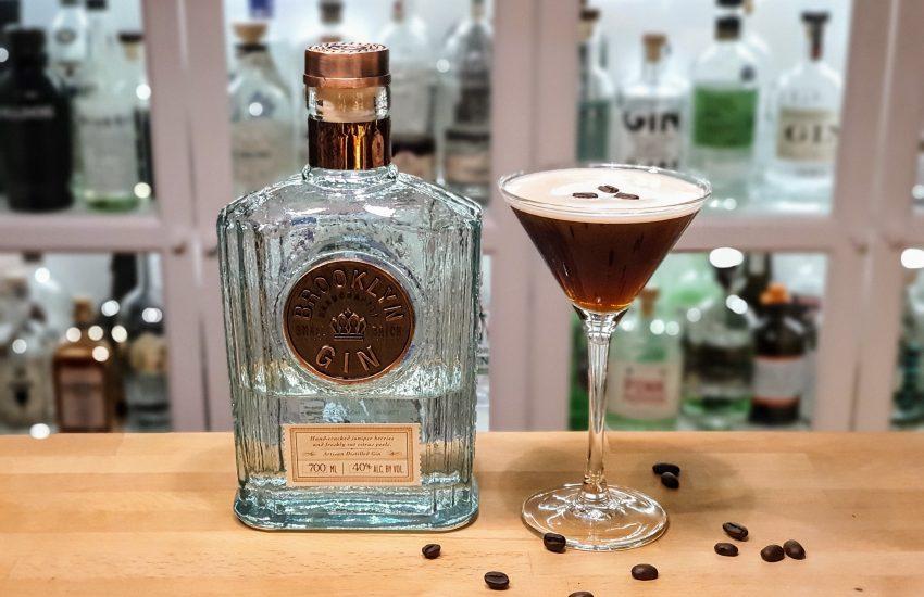 Espresso Martini med Brooklyn gin