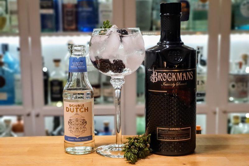 GT med Brockmans Gin