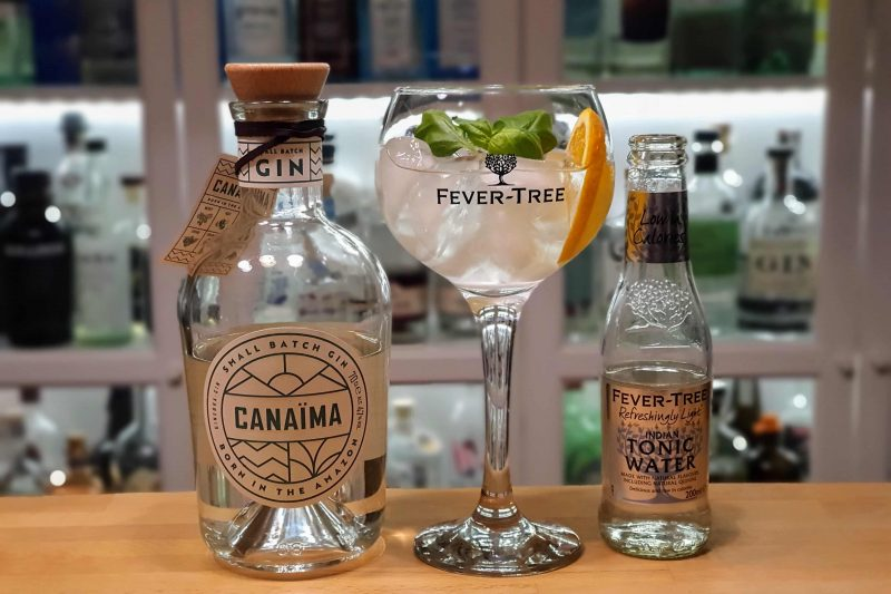 GT med Canaima Gin