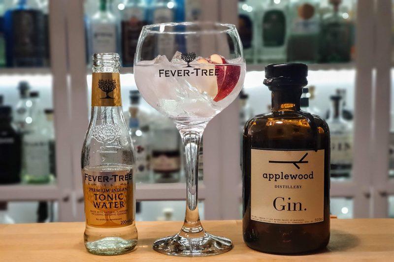 Gin og Tonic med Appelwood Gin
