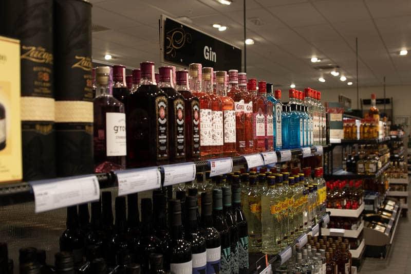 Nye gin på Vinmonopolet januar 2021