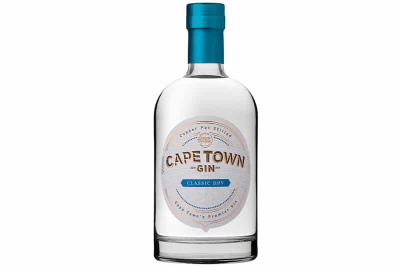 passer til Cape Town Classic Dry Gin