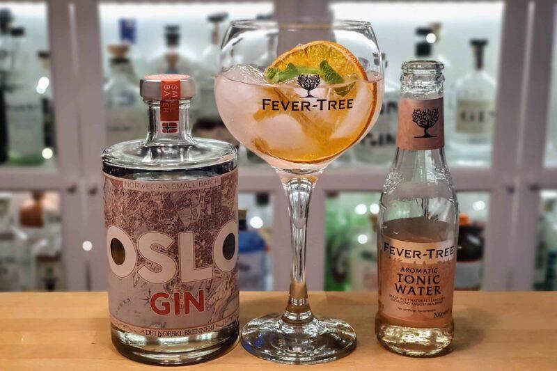 GT med Oslo Gin
