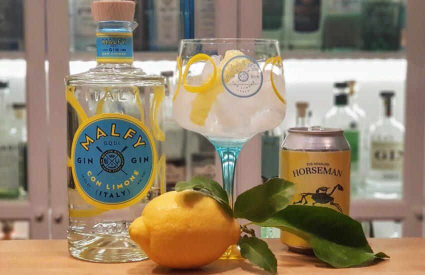 Gin oppskrifter med Amalfi sitron
