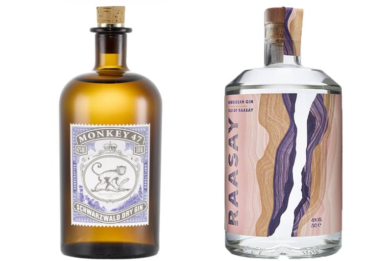 Nye gin på Vinmonopolet februar 2021