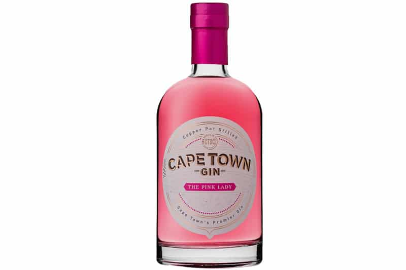 Cape Town The Pink Lady Gin