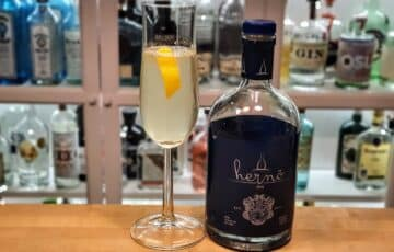 French 75 med Hernö Gin
