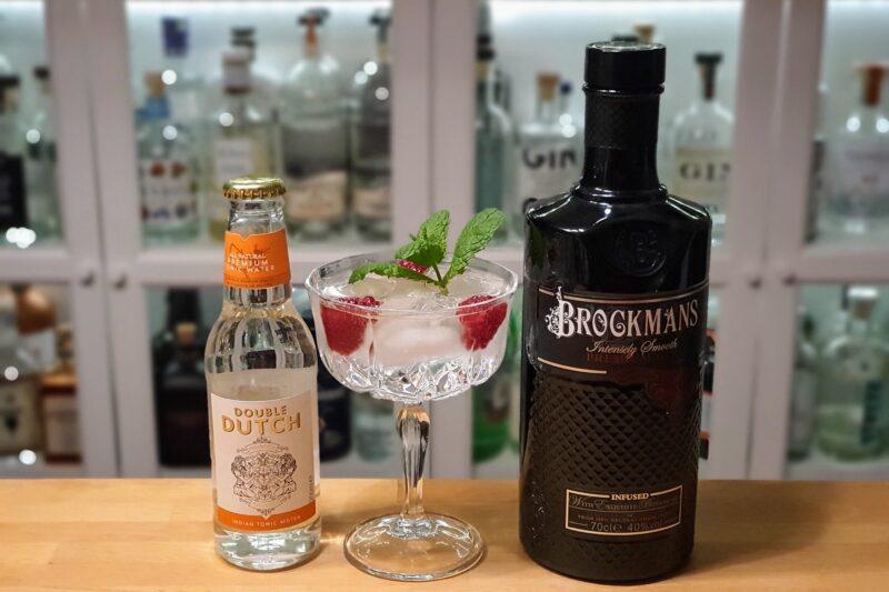Gin og Tonic med Brockmans Gin