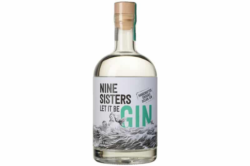 Feddie Ocean Nine Sisters Gin