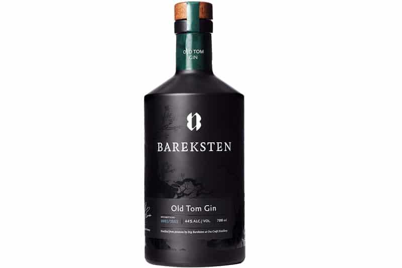 Bareksten Old Tom Gin
