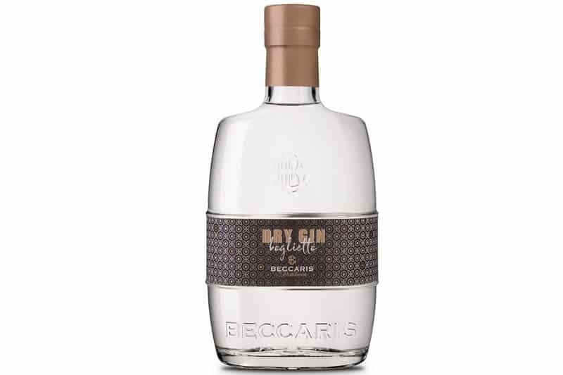 hva passer til Beccaris Dry Gin Boglietto