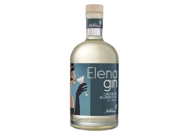 Passer til Elena Gin London Dry Gin